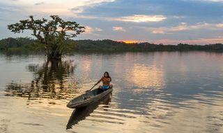 Ecuador: Amazon Jungle Experience – Independent