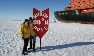 North Pole: Journey to the Top of the World