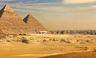 Pyramids, Mummies & Pharaohs