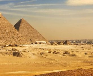 Pyramids, Mummies & Pharaohs