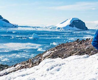 Antarctic Express – Crossing the Circle from Punta Arenas