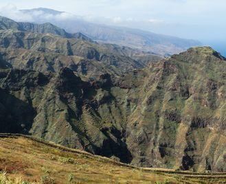 Cruising the Cape Verde Islands