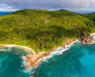 Cruising the Seychelles Islands