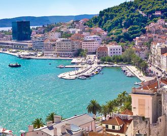Slovenia and Croatia in Depth by land and sea