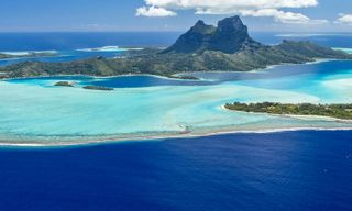 Tahiti, the Society and Tuamotu Islands