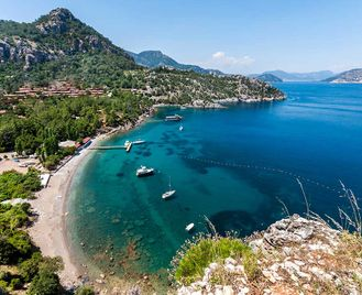 Cruising the Turkish Coast from Fethiye
