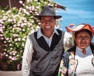 Real Peru - Lake Titicaca Homestay