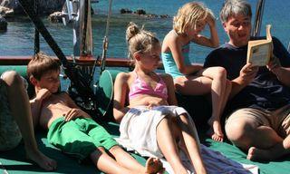 Cruising the Carian Coast - Family Tour