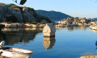 Walking and Cruising the Lycian Shore
