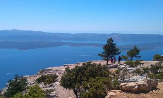 Walking and Cruising Southern Dalmatia