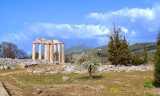 Exploring the Peloponnese