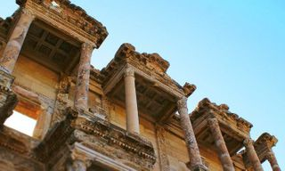 Cruising to Ephesus