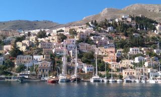 Cruising the Dodecanese