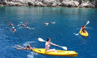 Cruising the Aegean: A Family Adventure