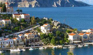 Cruising the South-East Aegean