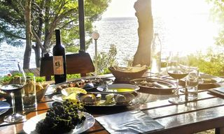 A Gastronomic Gulet Cruise in Croatia