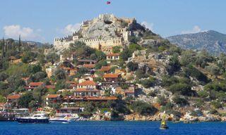 Walking and Cruising Western Lycia