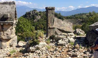Walking and Cruising the Lycian Shore