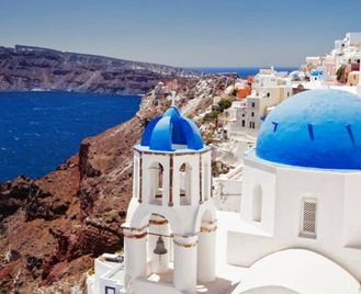 Cruising to the Cyclades