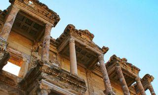 Cruising to Ephesus