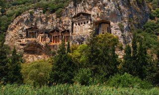 Cruising the Carian Coast - from Mediterranean to Aegean