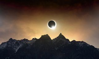 Solar Eclipse in Antarctica