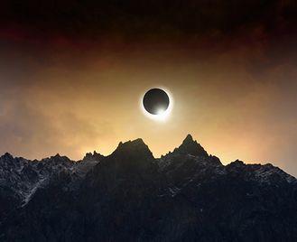 Solar Eclipse in Antarctica