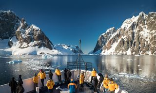 Antarctic Express: Crossing the Circle