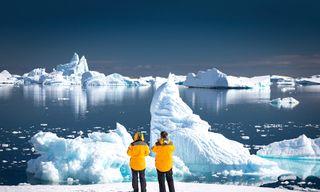 Epic Antarctica: Crossing the Circle via Falklands and South Georgia