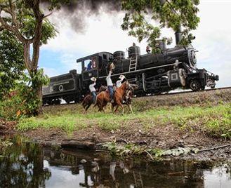 Tren Crucero - Scenic Ecuador By Train