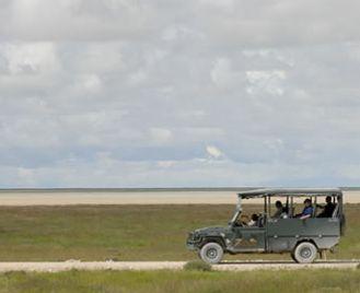 Delta & Dunes Camping Safari