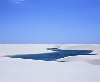 North East Brazil - Dunes & Lagoons