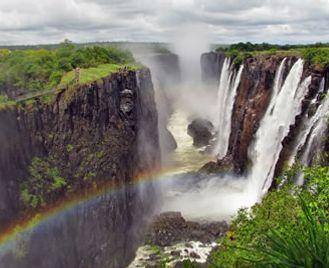 Luxury Botswana & Victoria Falls Spectacular