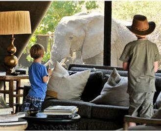 Botswana & Victoria Falls Family Safari