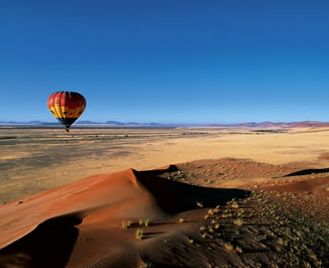 Namibia In Style: Fly-Around Safari