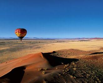 Namibia In Style: Fly-Around Safari