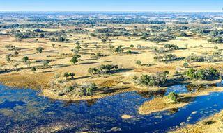Kwando Five Rivers Botswana And Victoria Falls Safari
