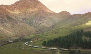 Rovos Rail - Rail, River & Waterfall Safari