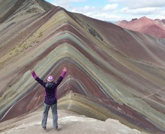 Ausangate Trek To Rainbow Mountain