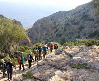Cretan Trails And Tavernas