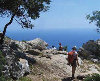 The Lycian Way, Coast And Mountain
