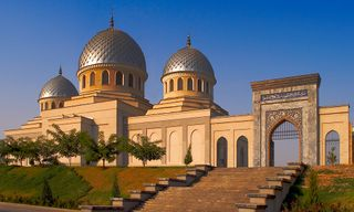 In Search Of The Silk Road