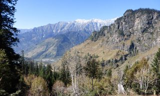 Hill Stations Of The Himalayas