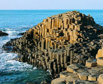 Giant's Causeway And The Nine Glens