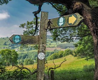 Offa's Dyke - Northern Section
