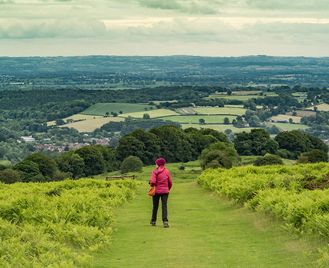 Offa's Dyke - Southern Section