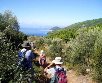 Greece's Pelion And Sporades