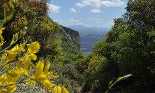 The Island Of Kythira And The Peloponnese