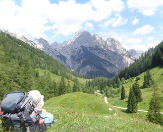 Salzburgerland Alps