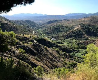 Natural Parks Of Southern Spain